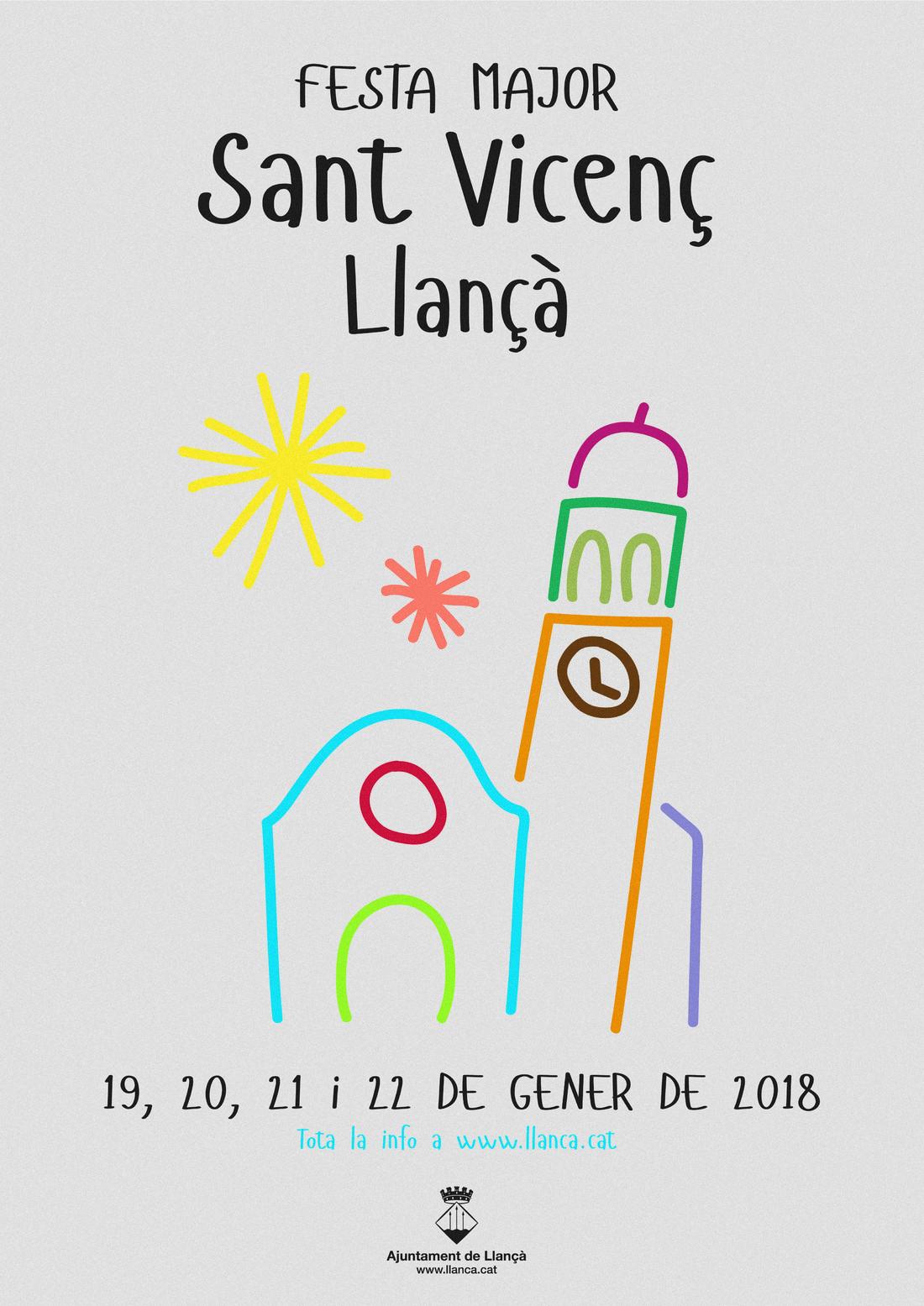 Festa Major de Sant Vicenç – Llançà