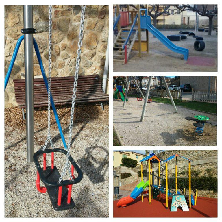 15.034,85€ per renovar els parcs infantils de Palau-Saverdera