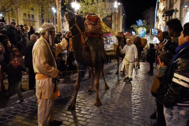 Figueres rebrà Ses Majestats els Reis d'Orients la nit del 5 de gener amb una gran cavalcada on hi participaran més de 300 figurants i 8 carrosses