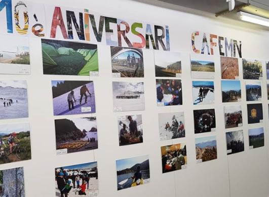 L'INS Illa de Rodes celebra els 10 anys de cicles formatius amb una mostra fotogràfica