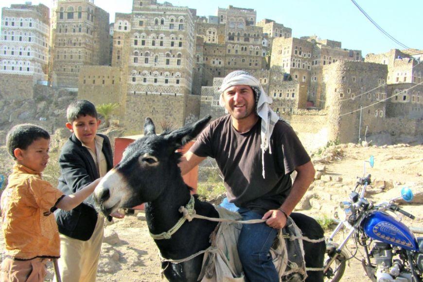 Fotografies i experiències de Carlos Useros, un dels 5 viatgers de l'estat que han visitat tots els països del món