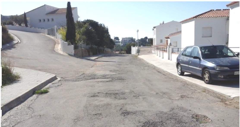 Dimarts s'inicia l'asfaltatge de 36 carrers de Roses