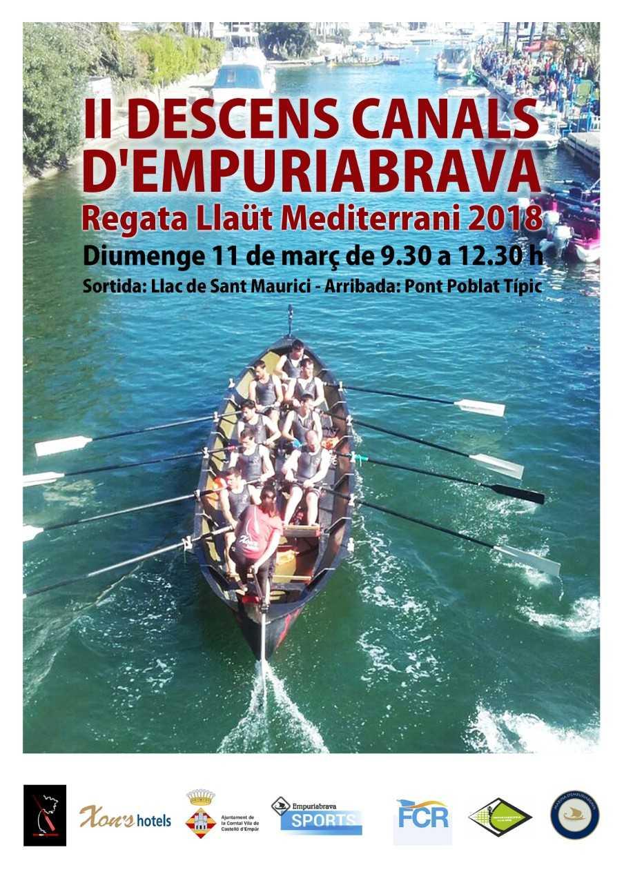 Es busquen voluntaris per les competicions esportives d'aquest mes de març a Empuriabrava