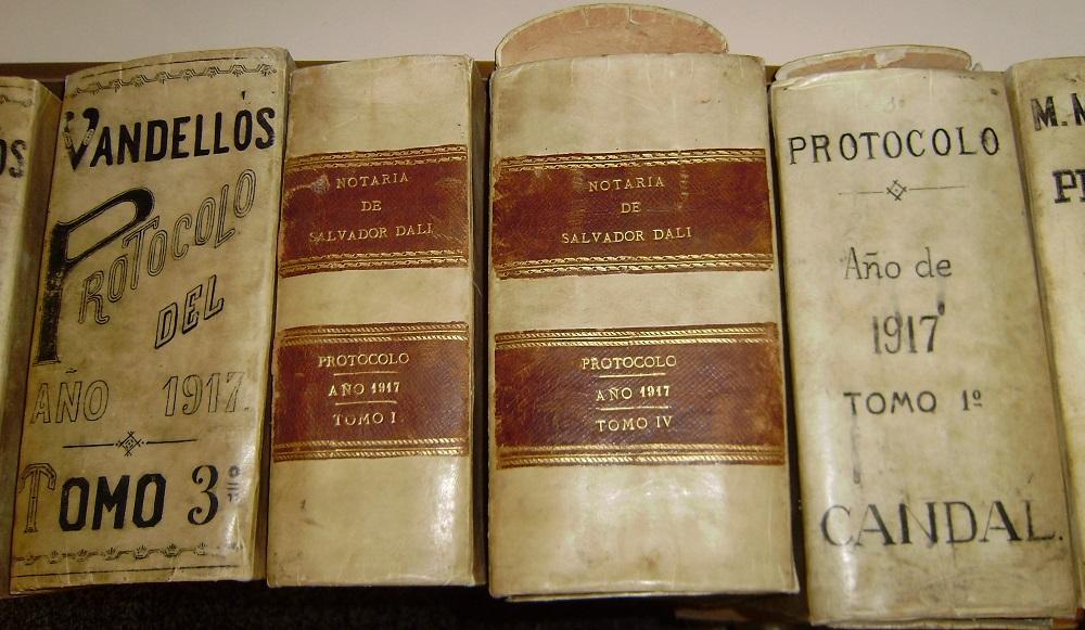 L'Arxiu Comarcal de l'Alt Empordà incorpora 15 protocols notarials de fa un segle