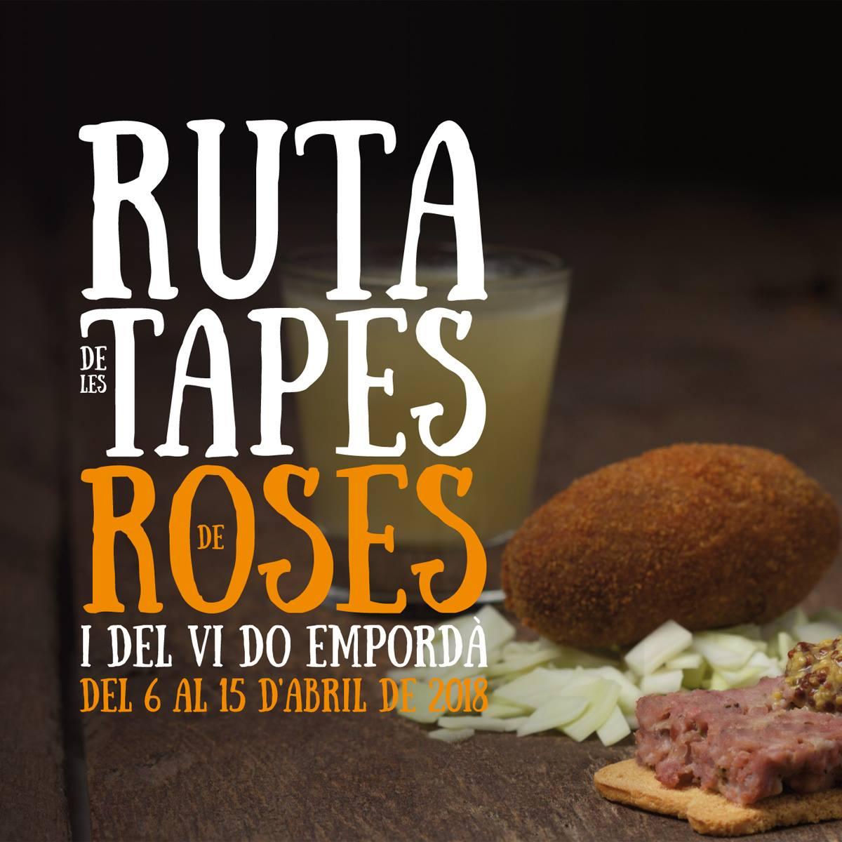 Arriba la 3a edició de la Ruta de les Tapes de Roses