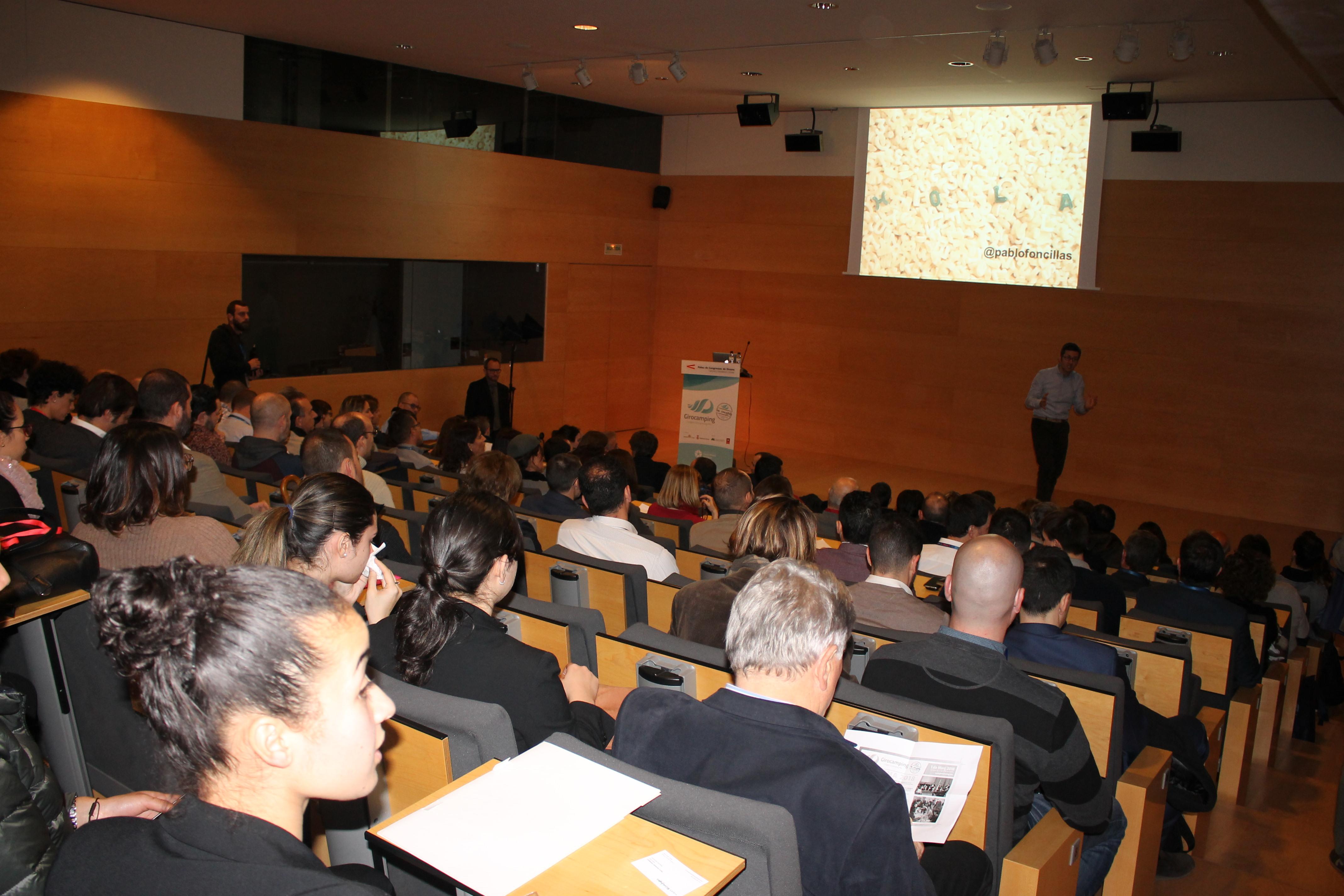 El congrés dels càmpings gironins ofereix eines per innovar i escalar posicions en el sector turístic
