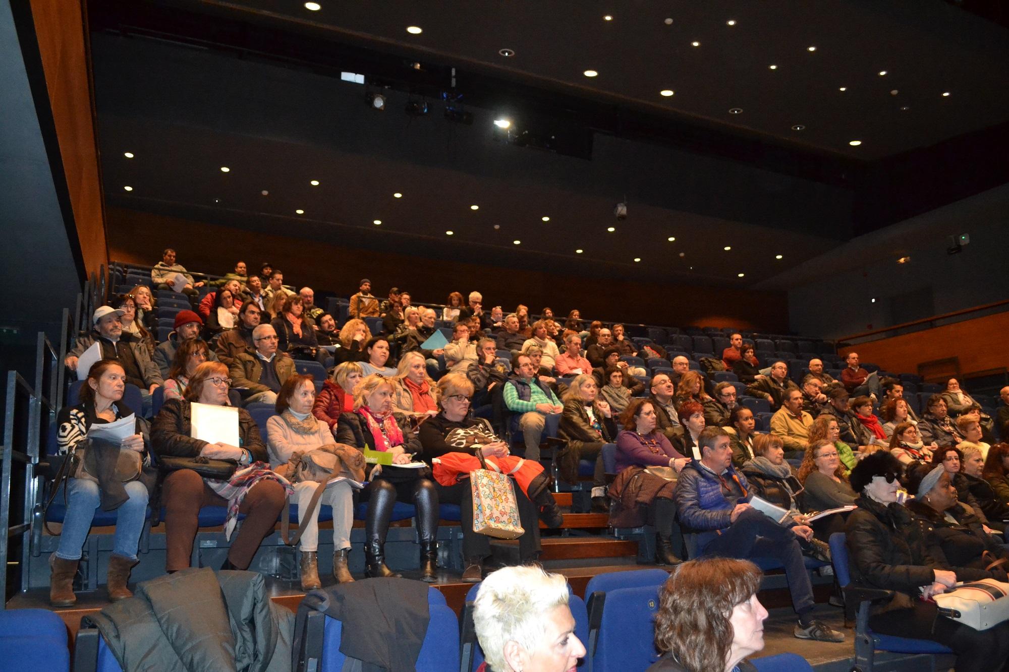 Més de 200 participants a la II Jornada Comarcal d'Ocupació per a majors de 45 anys, celebrada a Roses