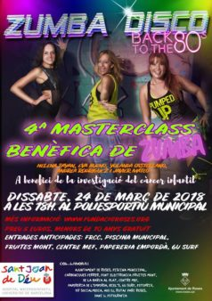zumba a roses