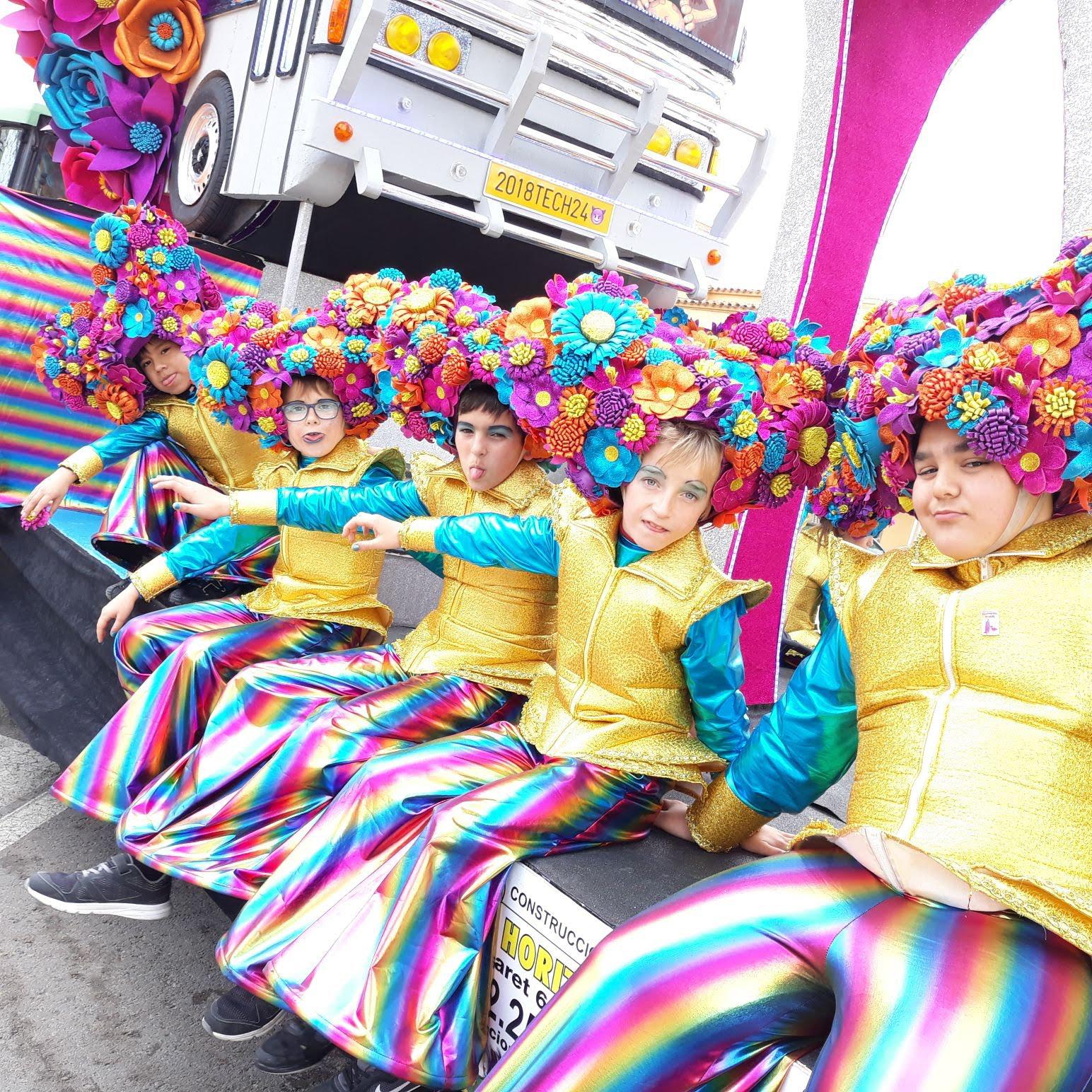 """La Colla del Tech de Roses participa el 29 d'abril al """"Carnaval de Carnavals"""" de Platja d'Aro"""