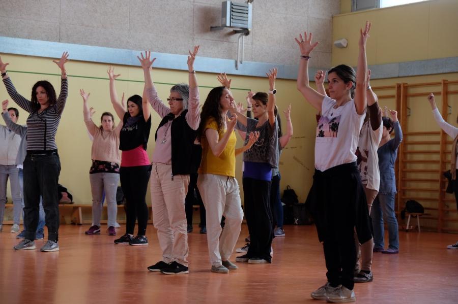 L'Ajuntament de Figueres es suma al projecte Tirabuixó per treballar la consciència corporal a les aules