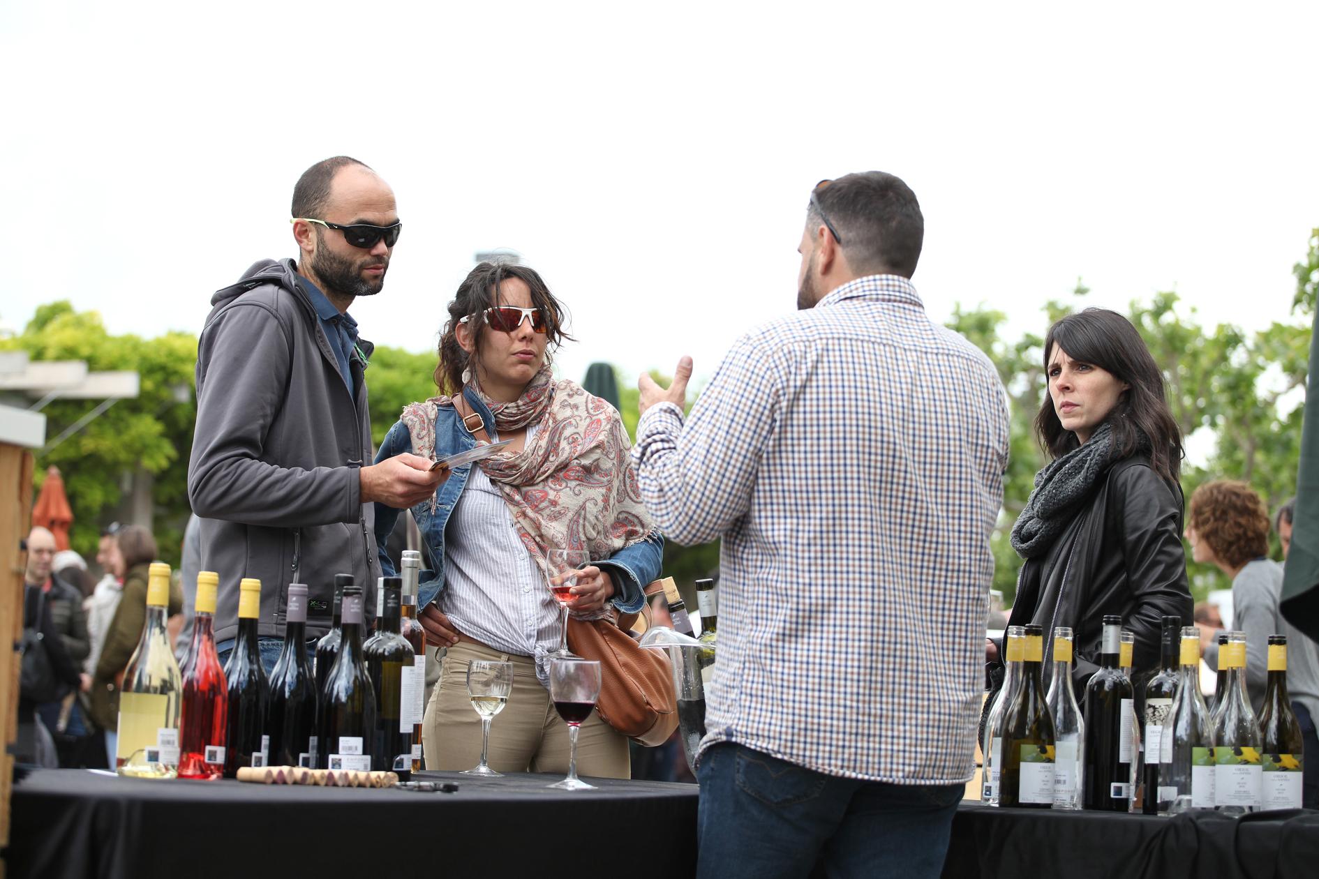 Roses celebra la Mostra de Vins DO Empordà, doblant el nombre de cellers participants