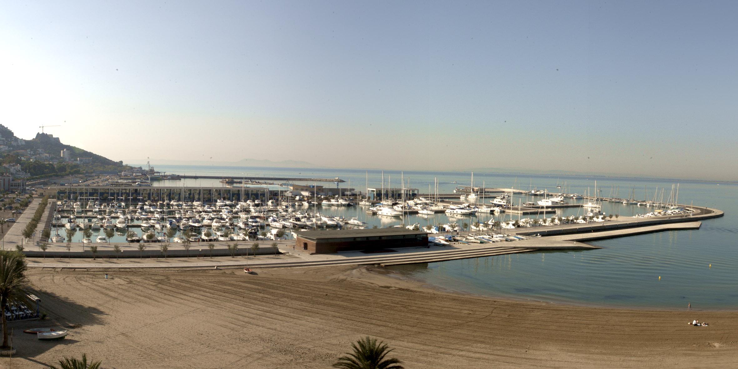 El Port de Roses es promociona a la fira MYBA amb Costa Brava Yacht Ports