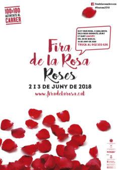 Fira de la Rosa de Roses 2018