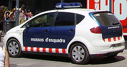Mor un home a causa d'un accident de trànsit a Girona
