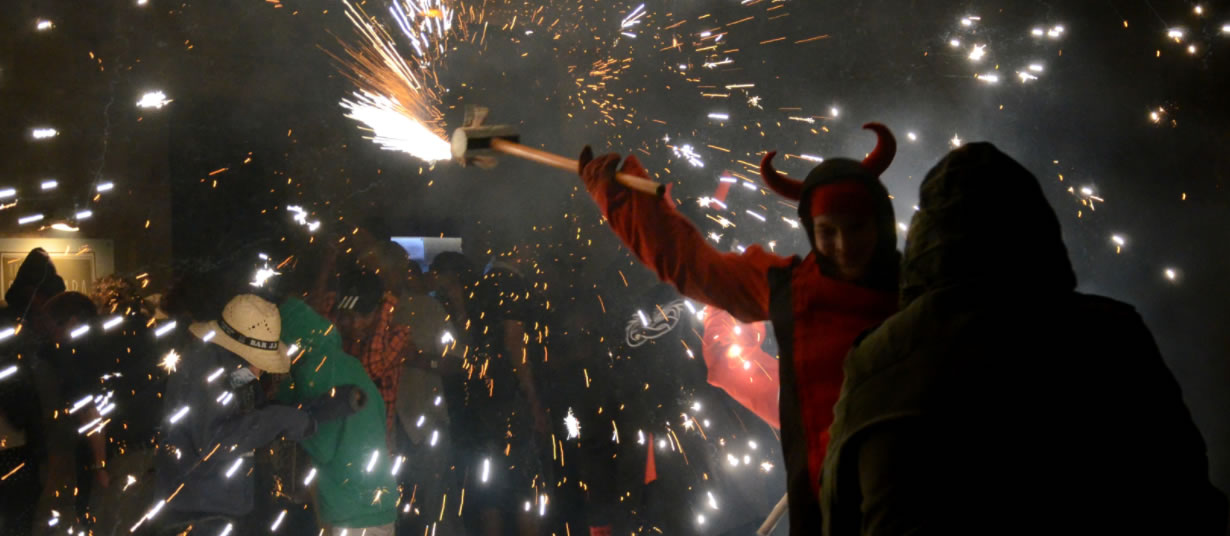 Els Senyors del Foc estrenen pàgina web