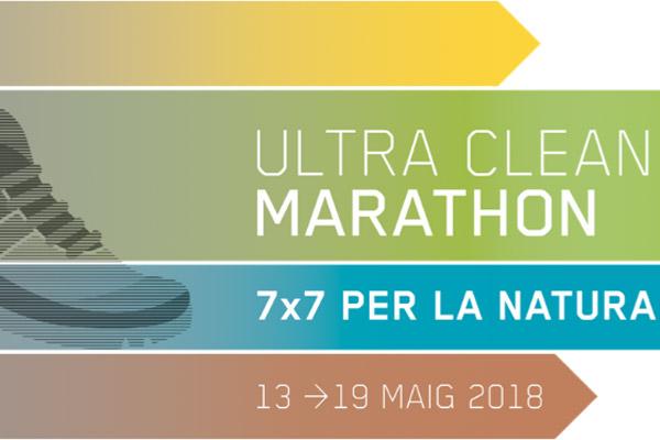 La primera etapa de l'Ultra Clean Marathon recull prop de 200 kg de residus sota una intensa pluja
