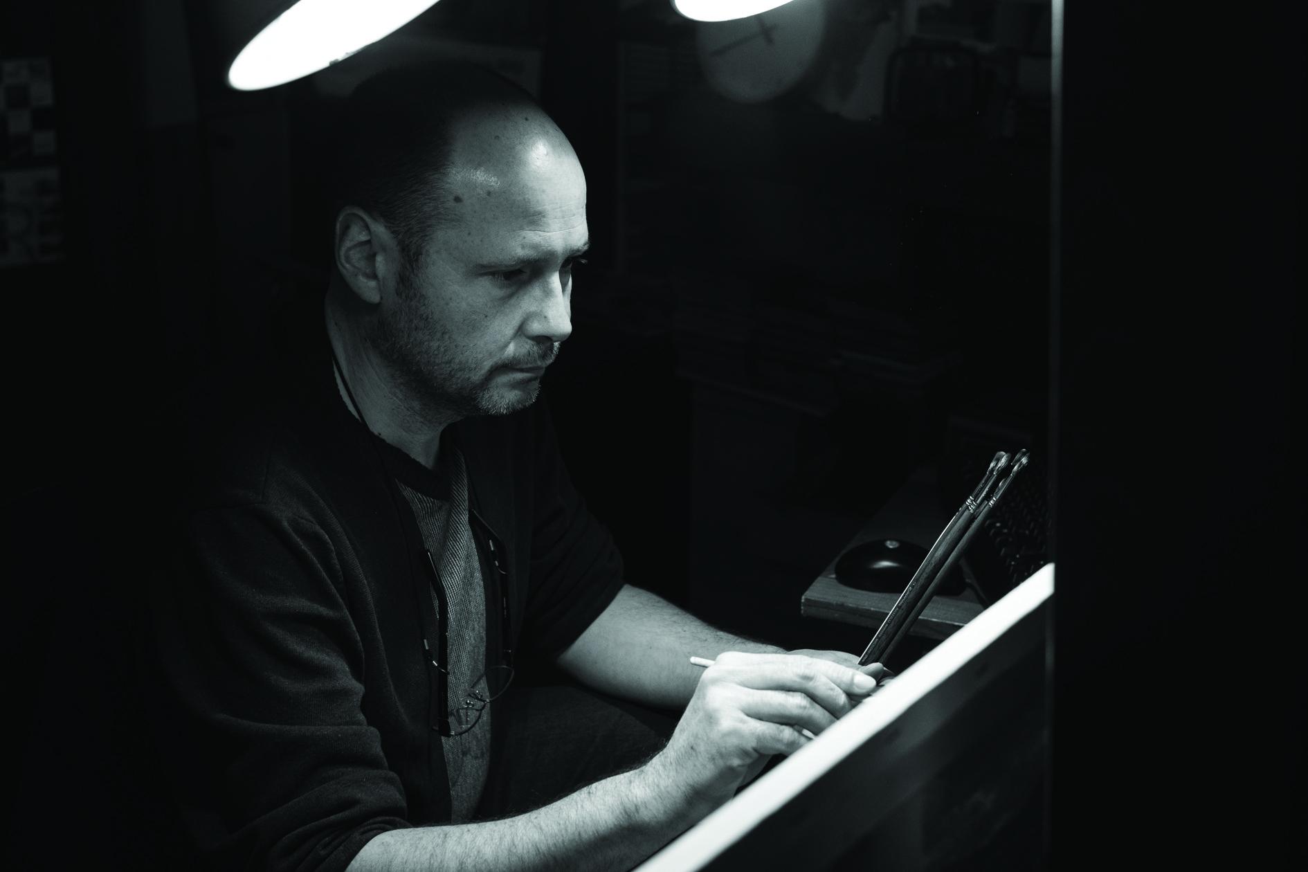 """El pintor garrotxí Josep Maria Solà exposa els seus """"Paisatges"""" a Ca l'Anita"""