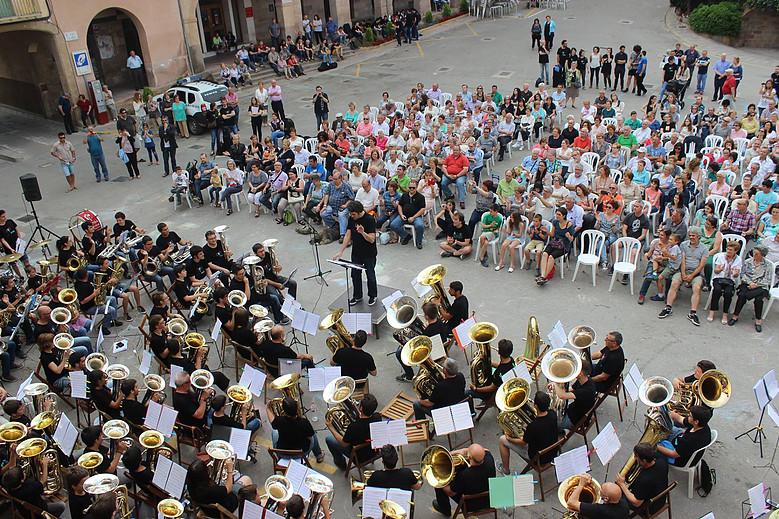 Prop de 60 estudiants i professionals de tuba d'arreu de Catalunya seran a Girona en l'onzena trobada anual