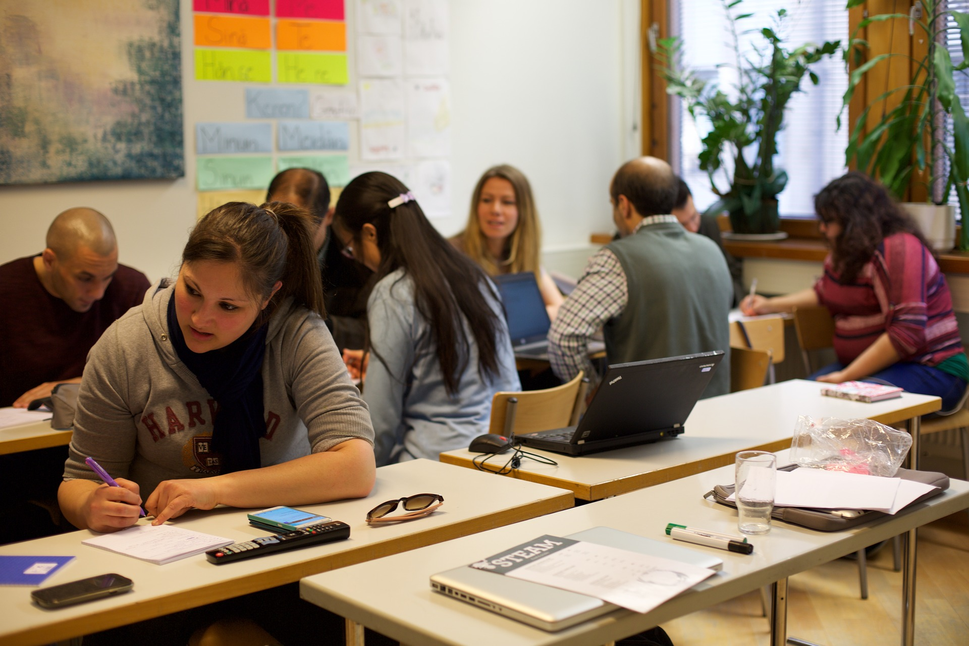 L'oferta educativa d'adults incorpora a Roses el curs per a l'examen de Graduat de Secundària