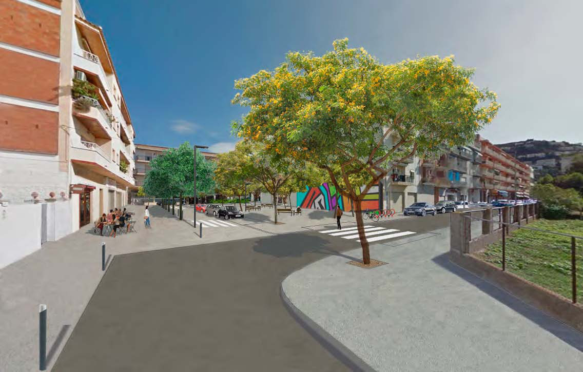 Nova plaça pública i reurbanització dels carrers Llotja, Pescadors i Cap Norfeu de Roses