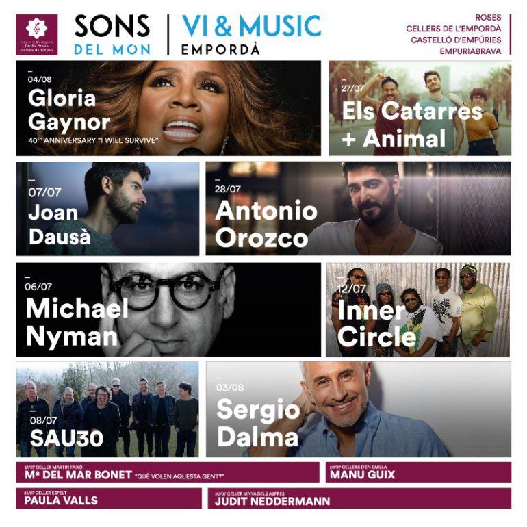 Concerts Sons del Món