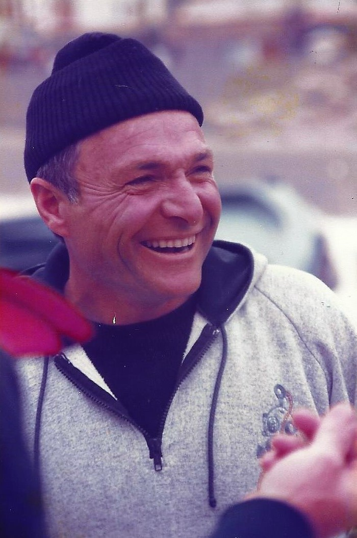 Roses lliurarà la Dracma de Plata 2018 al pescador i submarinista Paco Falcó