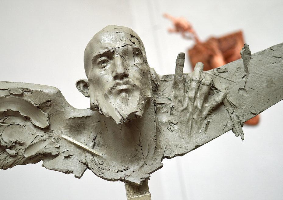 """""""Presències"""" de l'escultor Eudald de Juana, exposició de Ca l'Anita durant agost i setembre"""