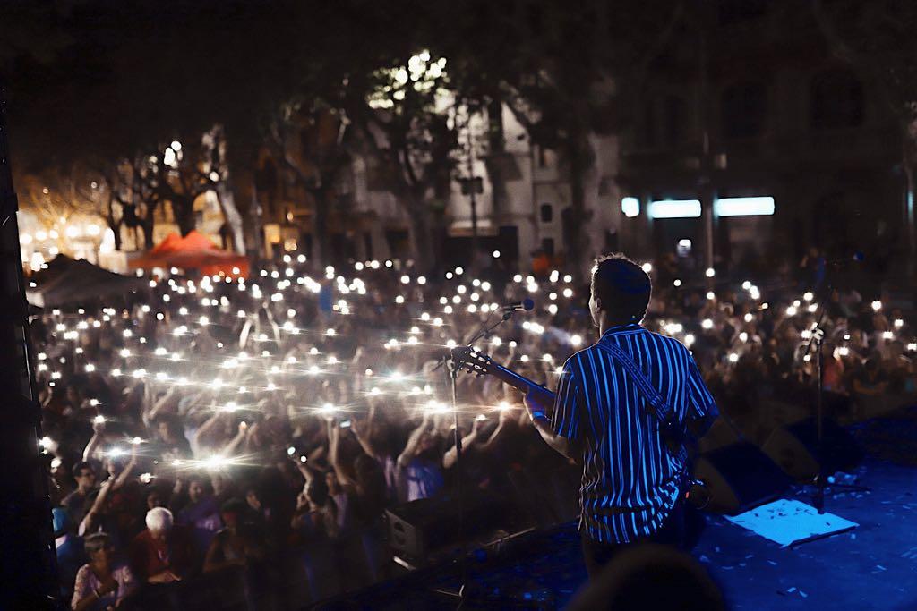 L'Acústica bat rècord d'espectadors durant l'edició d'enguany