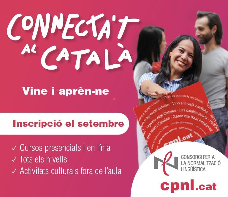 Al Consorci per a la Normalització Lingüística, a través de l'Oficina de Català de Roses, arriba una tardor plena d'oportunitats per aprendre català
