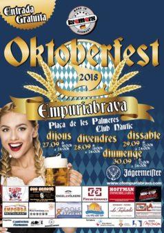 OctoberFest a Empuriabrava