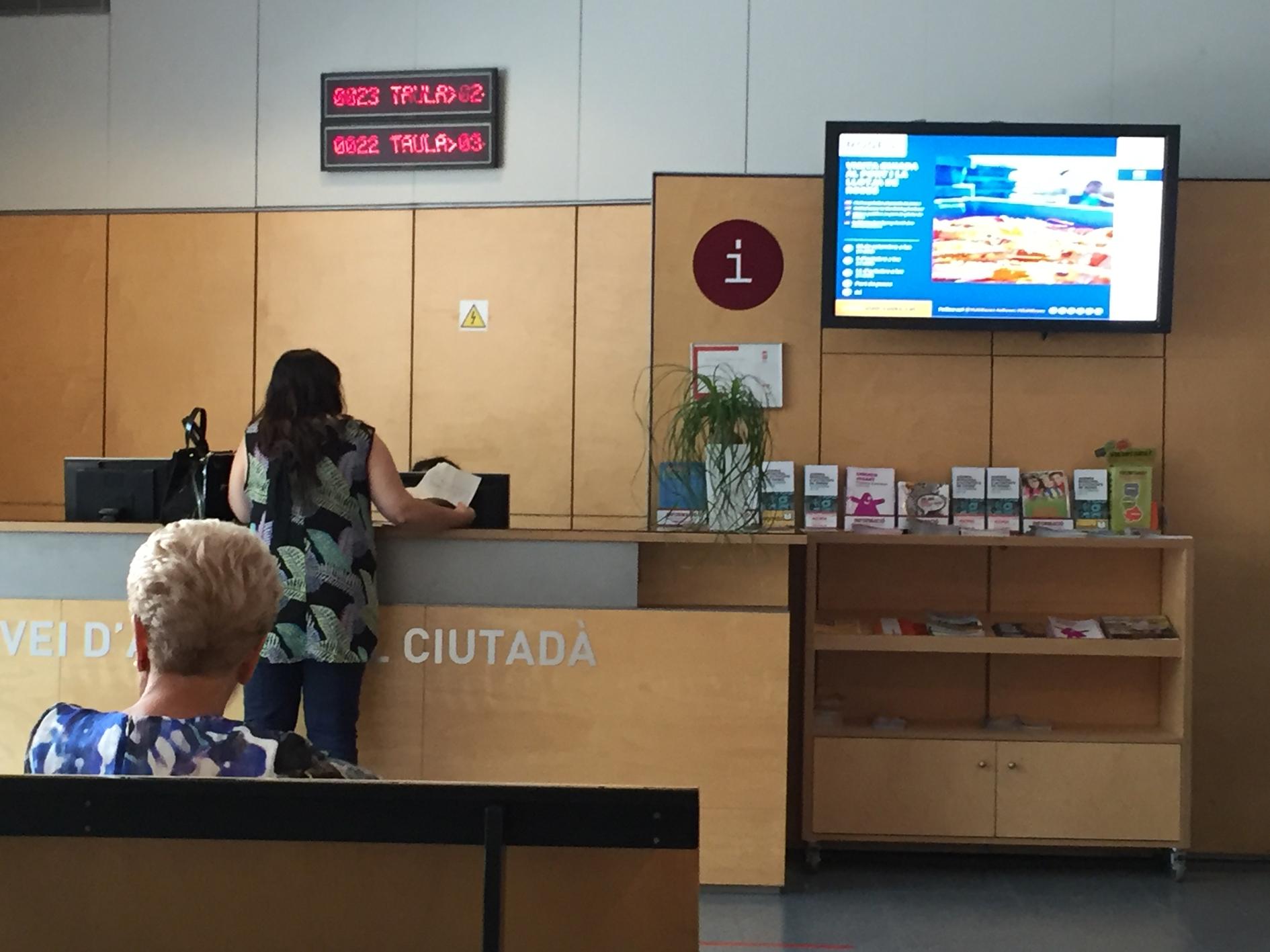 L'Ajuntament amplia el seu horari d'atenció al públic