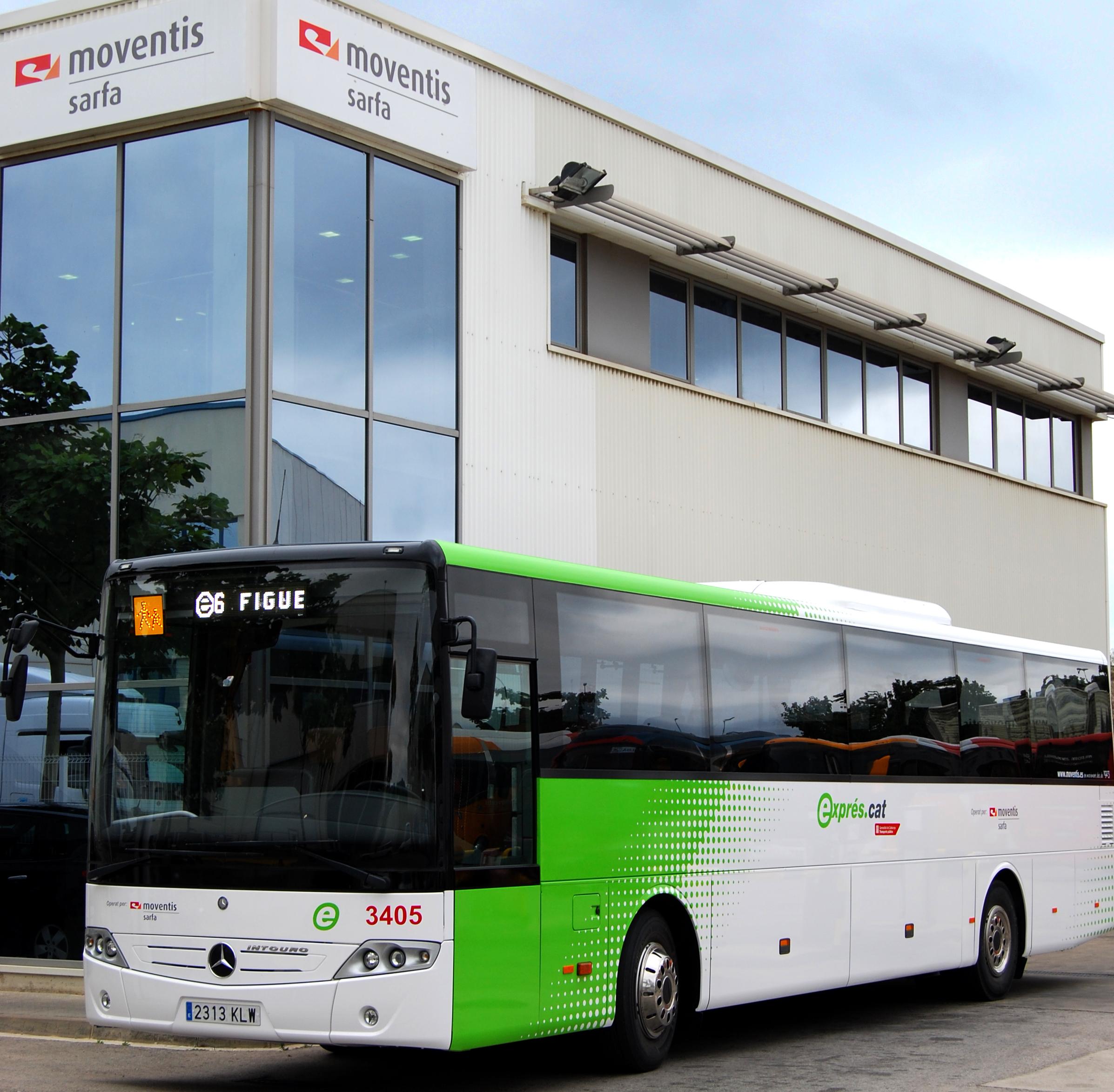 Un nou bus exprés.cat connecta Roses i Figueres amb un nou abonament T-10/120