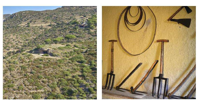 Un projecte als búnquers de Punta Falconera i les eines de Jaume Costa, inicien el cicle Roses Patrimoni Viu