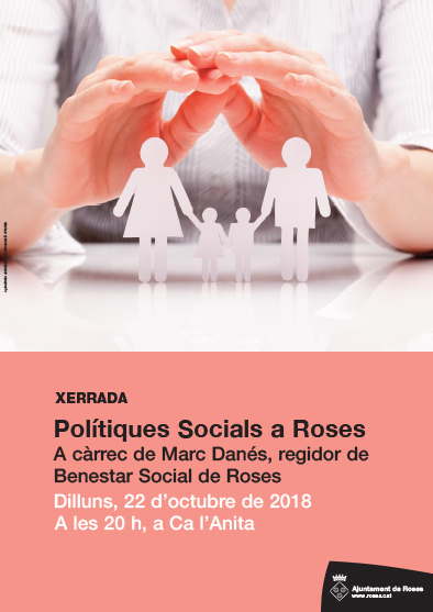 Marc Danés ofereix una xerrada sobre les polítiques socials de Roses