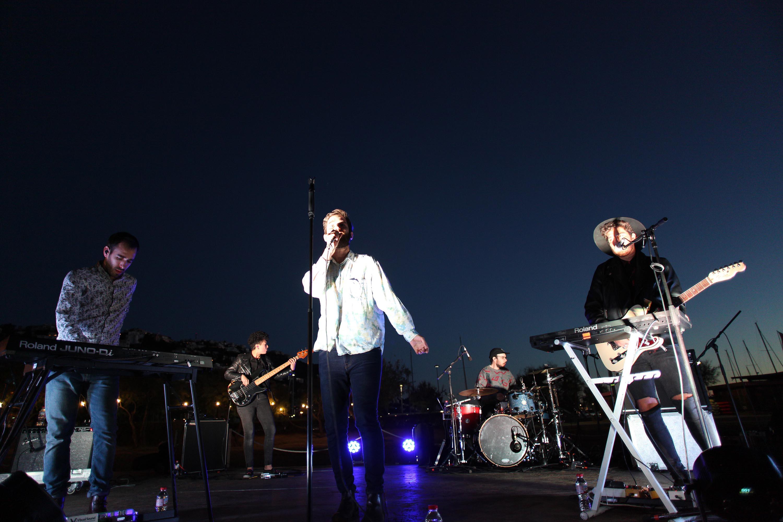 La platja de Roses esdevé l'aparador de la millor música indie durant el Festivalet