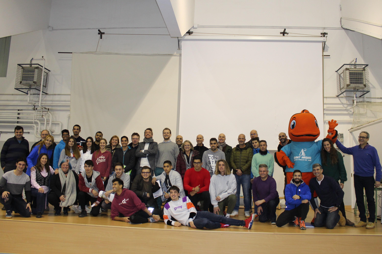 Nou projecte Dual d'animador turístic de l'Associació Catalana de Càmpings i l'INS Illa de Rodes de Roses