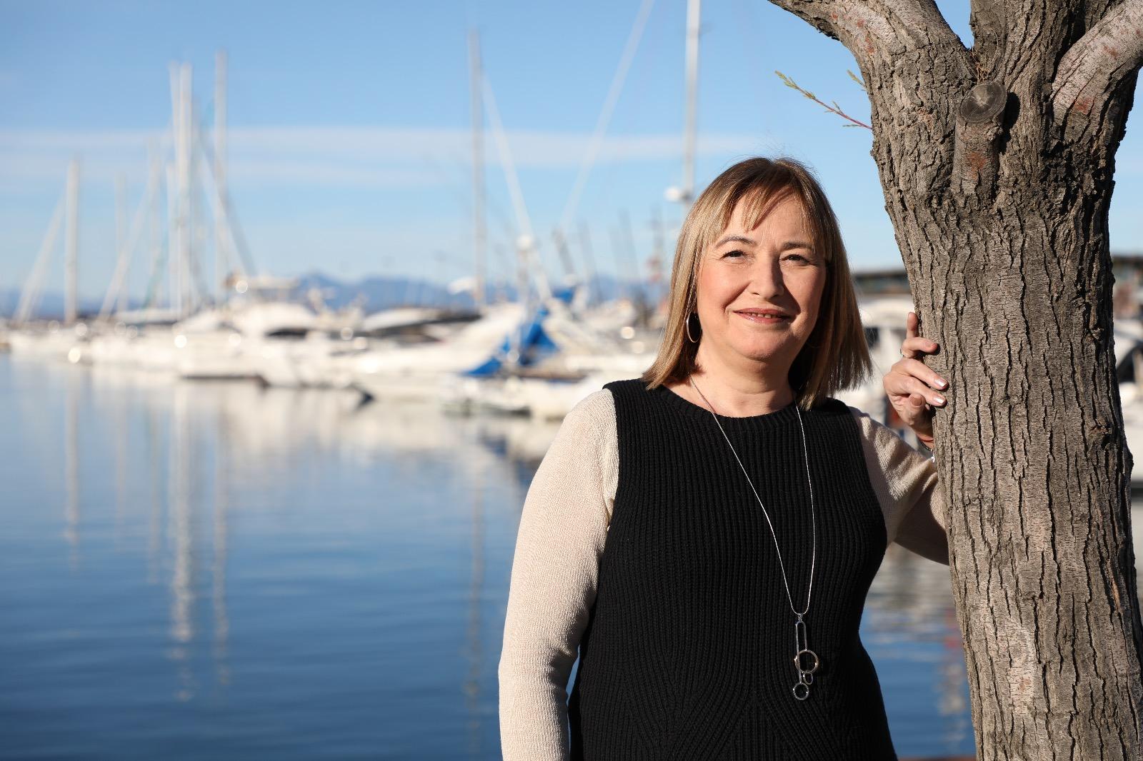 La fins ara jutgessa de pau, Esther Bonaterra, serà la número 2 d'ERC-Ara Roses