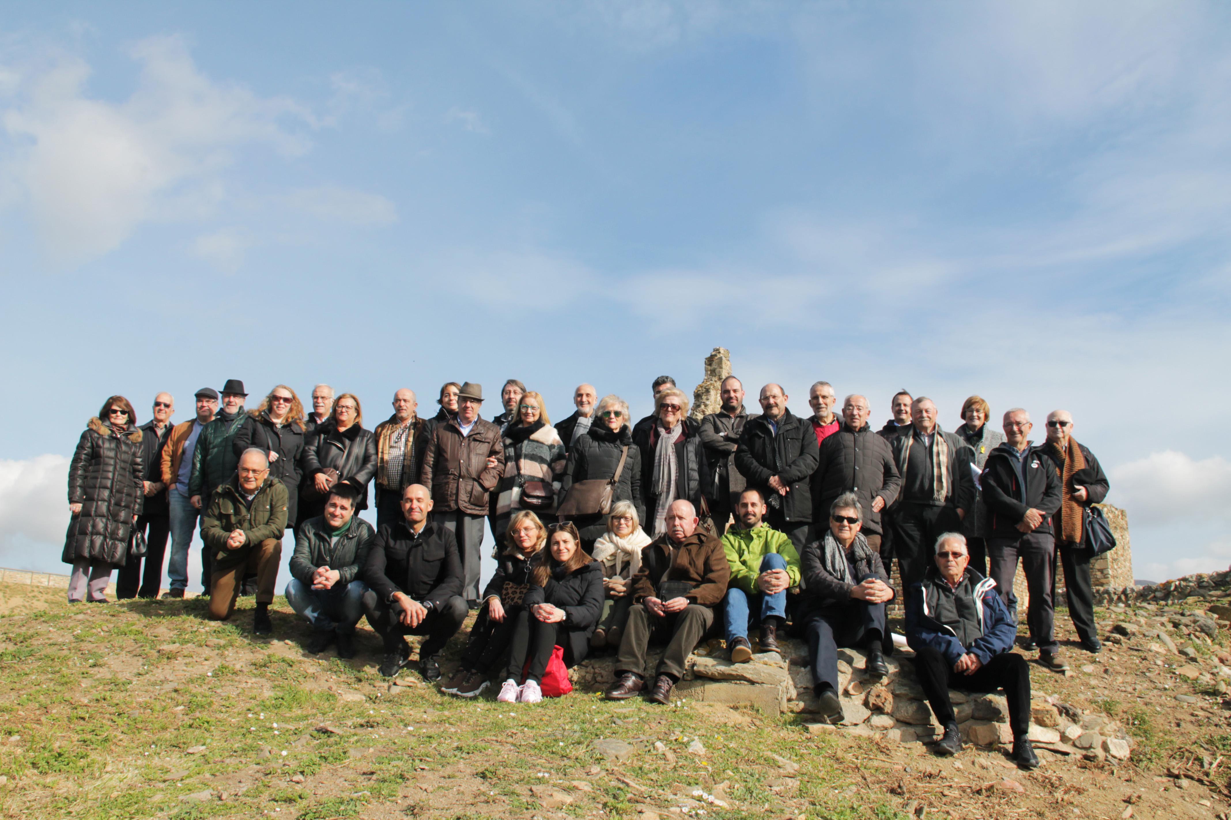 Els directors de les sales de cinema gironines celebren el dia del seu patró a Roses