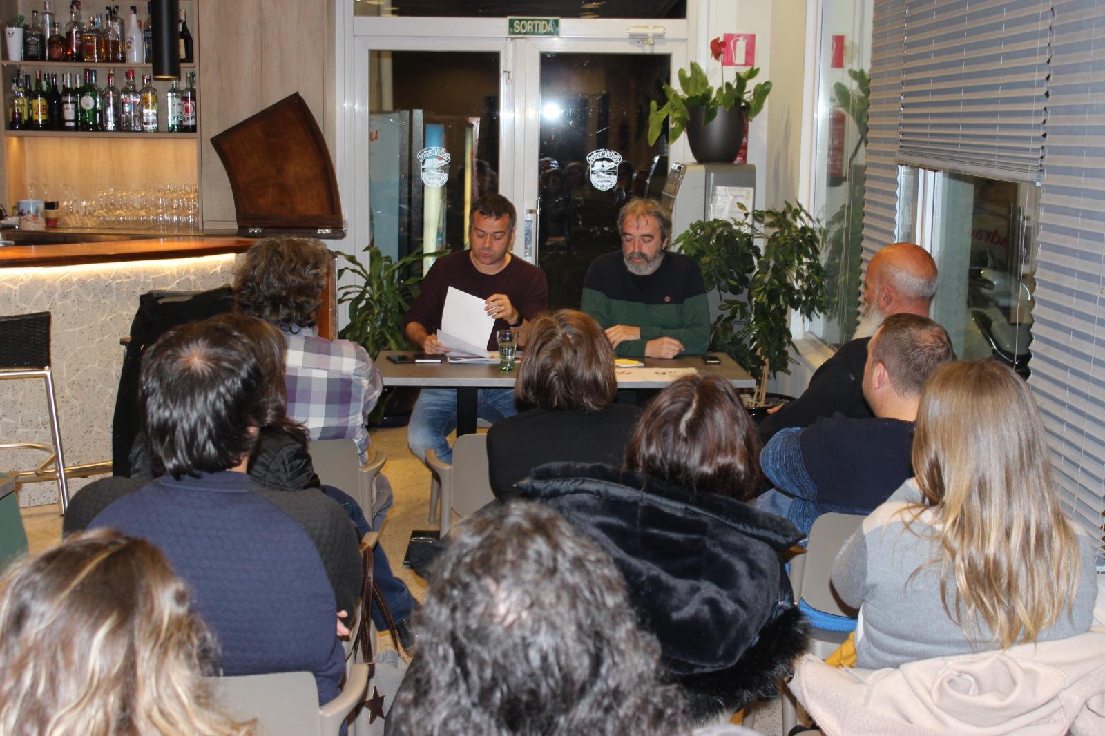 Fèlix Llorens encapçalarà la llista de GdP per a les pròximes eleccions municipals a Roses