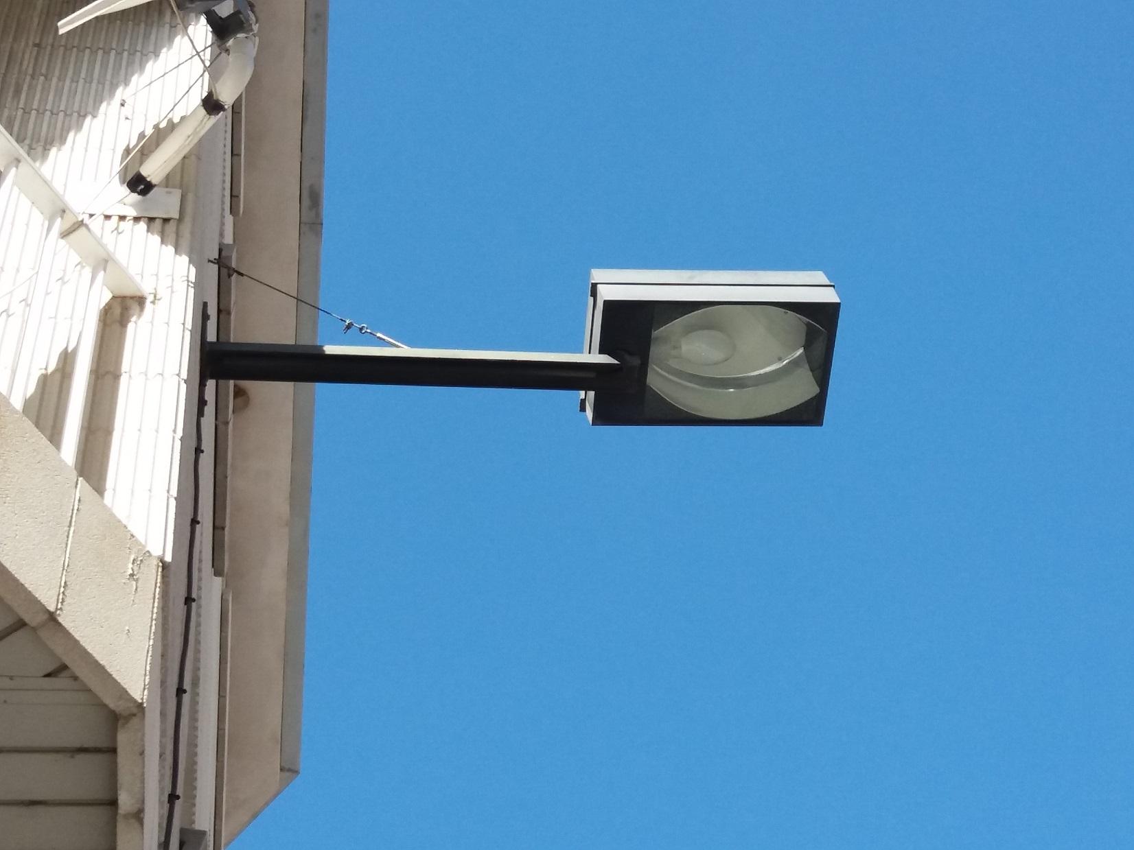 Reducció de la contaminació i consum energètics amb el canvi d'enllumenat de diversos carrers de Roses