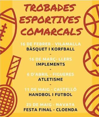 Trobades Esportives Comarcals