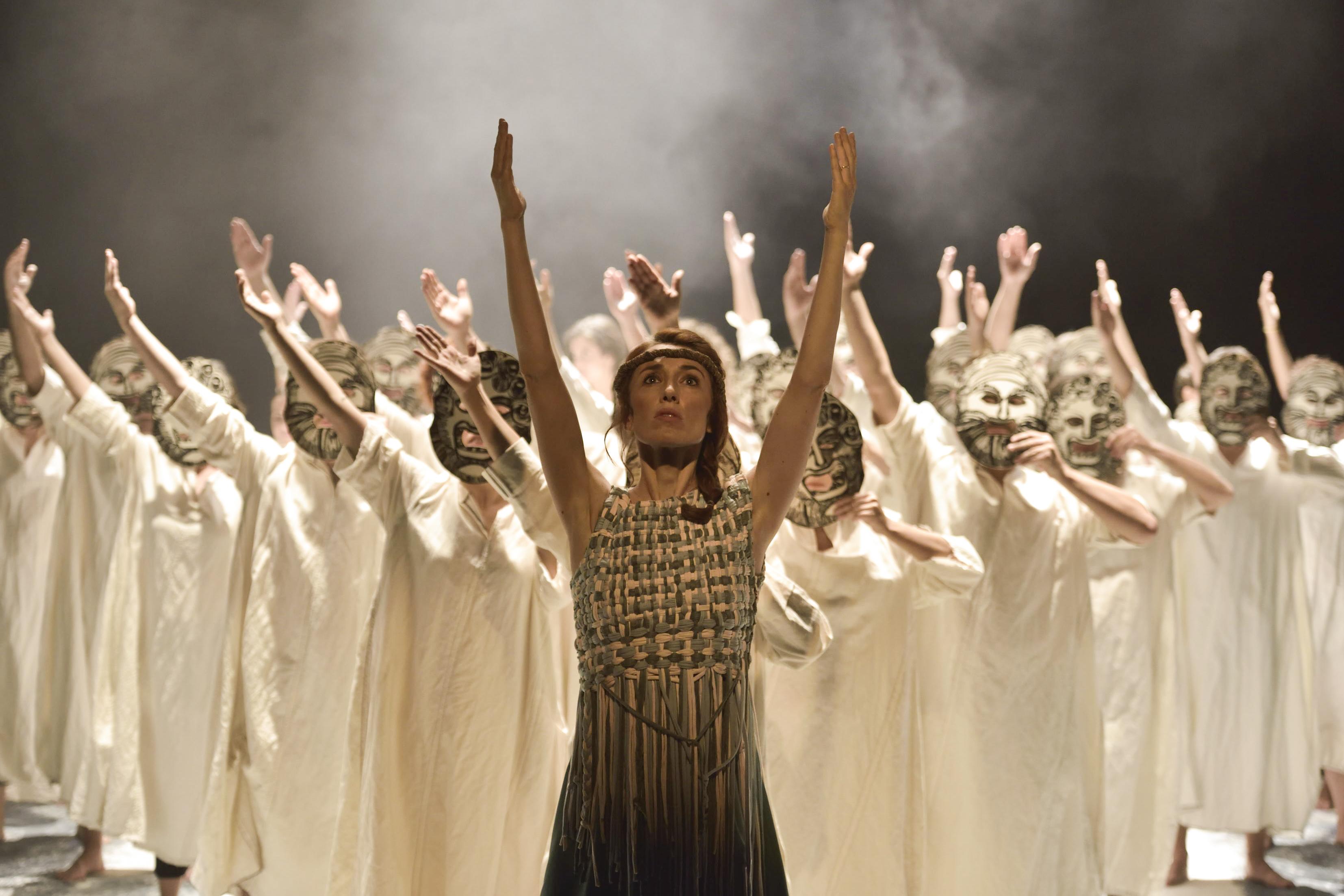 """30 intèrprets pugen a l'escenari del Teatre de Roses aquest diumenge a """"Troia, una veritable odissea!"""""""