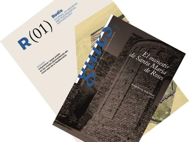 Presentació de tres publicacions de la Càtedra Roses d'Arqueologia i Patrimoni Arqueològic