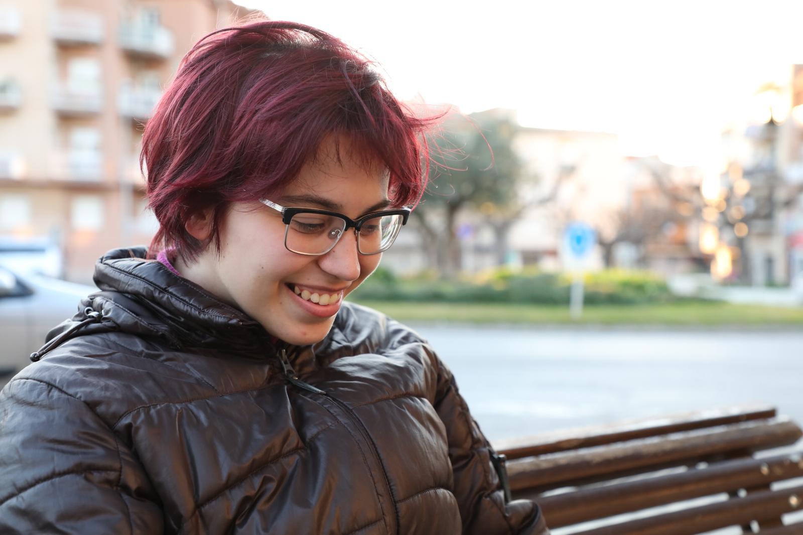 La filòloga, periodista i activista pels drets de les persones amb discapacitat Laura González Ortensi, a la llista d'ERC-Ara Roses