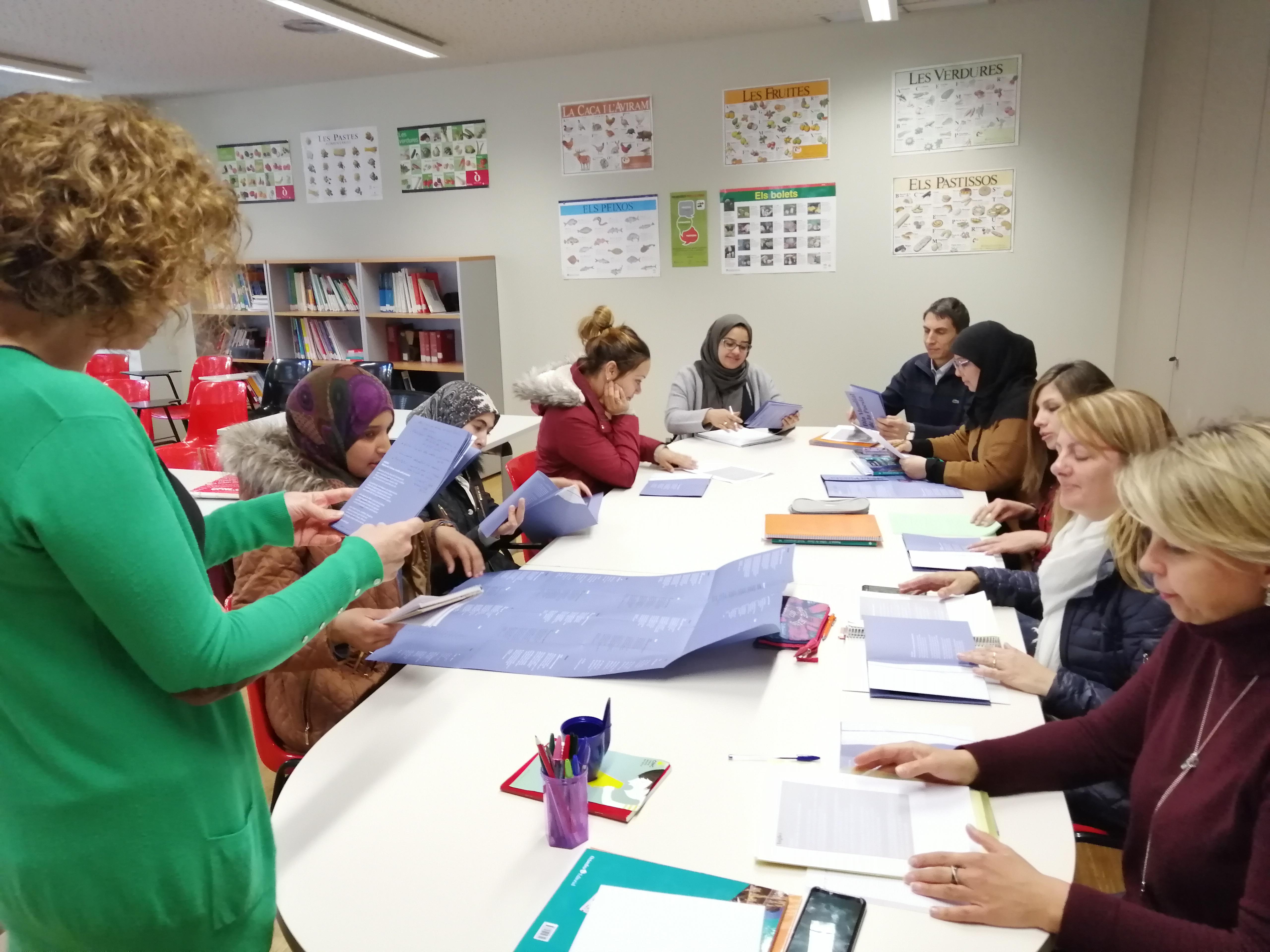 L'Oficina de Català de Roses commemora el Dia Mundial de la Poesia