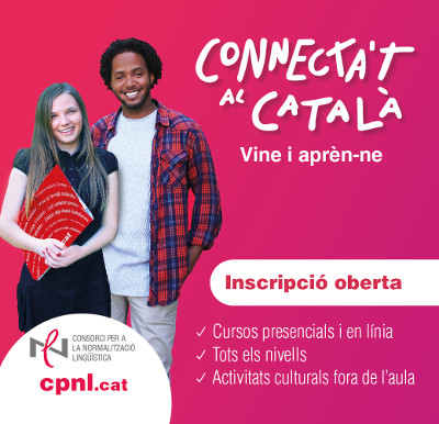 Obertes les inscripcions per als cursos de català de primavera al Consorci per a la Normalització Lingüística