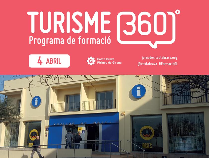 El Patronat de Turisme Costa Brava Girona organitza a Roses una jornada de formació específica per a hotelers