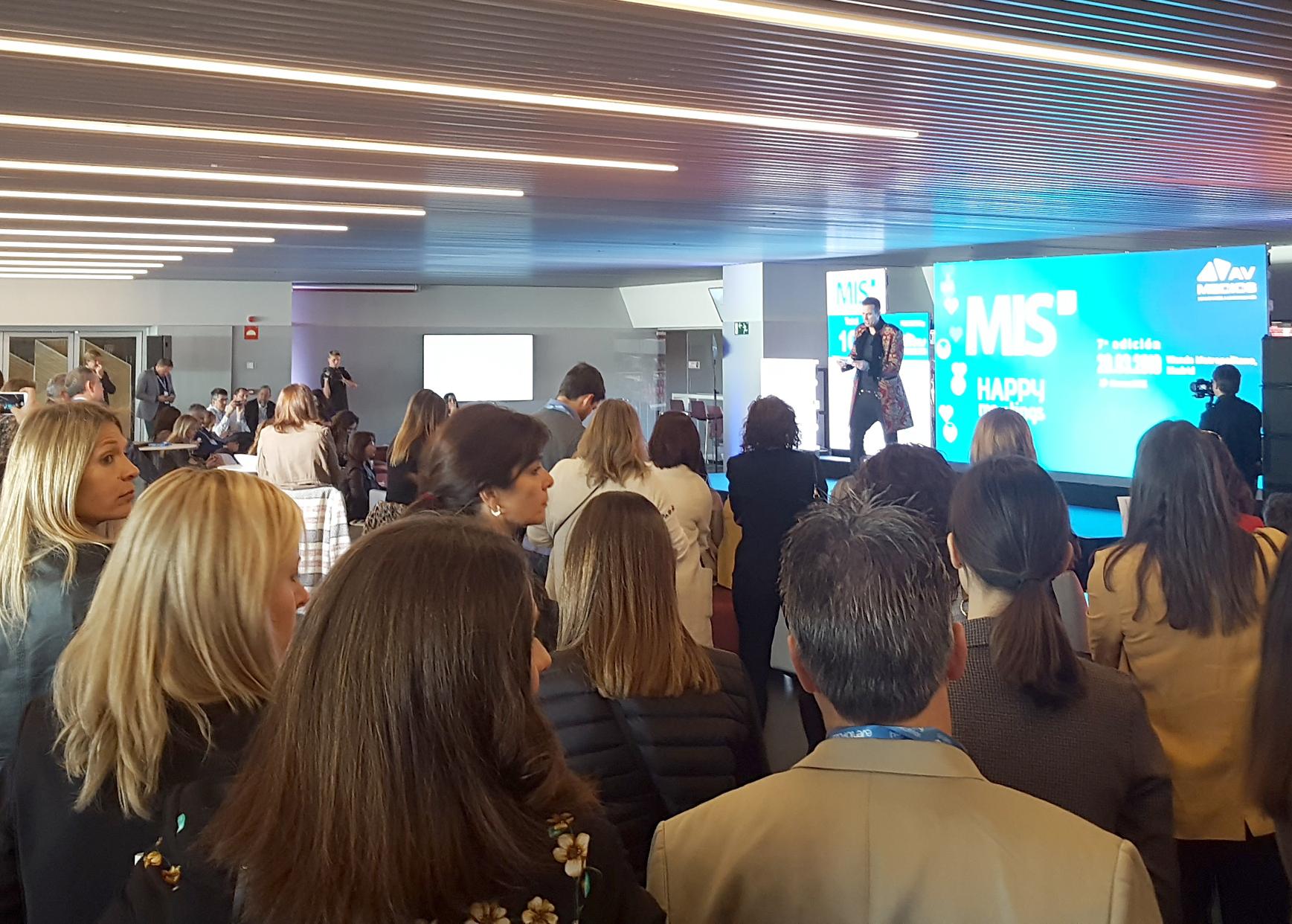 Roses presenta Ciutadella, Castell de la Trinitat i Palau de Congressos en el Meetings Incentive Summit de Madrid
