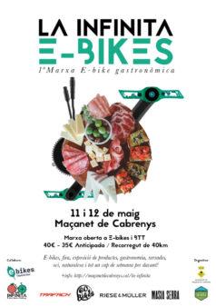 1a Marxa E-bike Gastronòmica a Maçanet de Cabrenys
