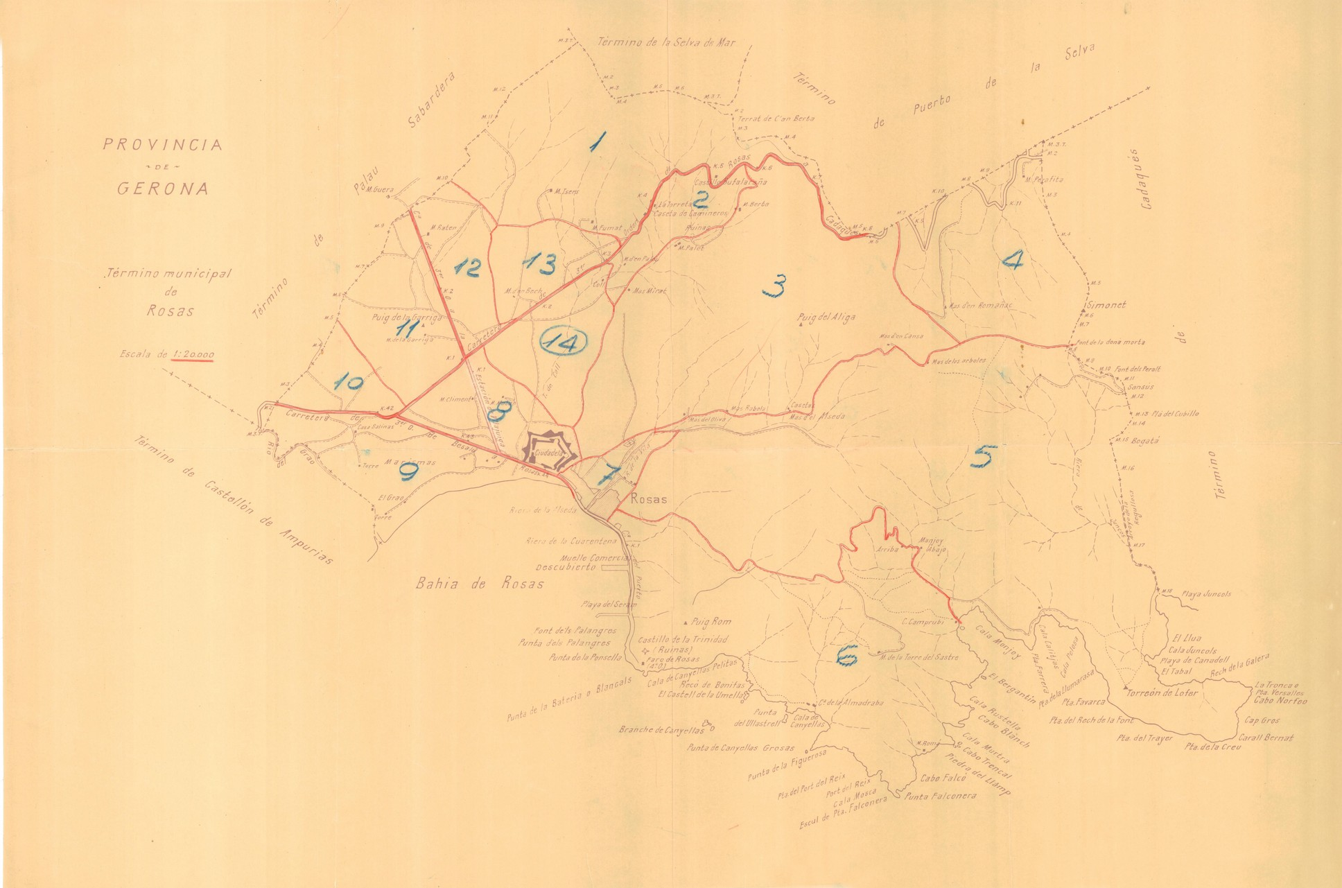 L'AMR presenta cartografia de 1958 i organitza un Locus Amoenus al Mas de les Figueres